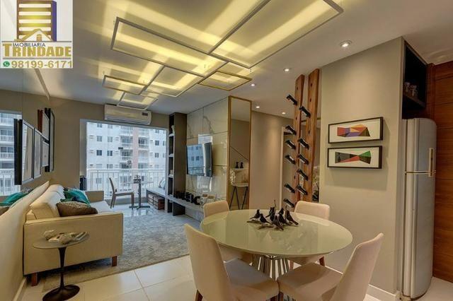 T= Apartamento No Calhau_87m_3 Quartos+ 2 Vagas - Foto 3