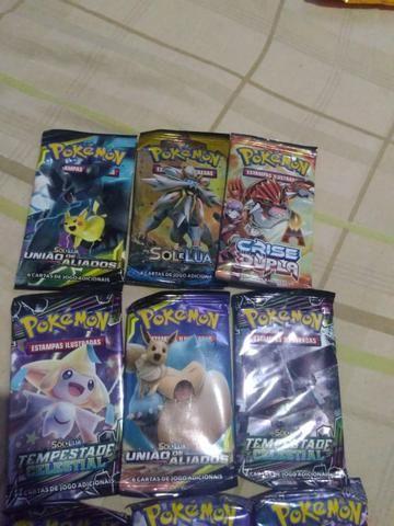 Vendo figurinhas do Pokémon original da copag - Foto 5