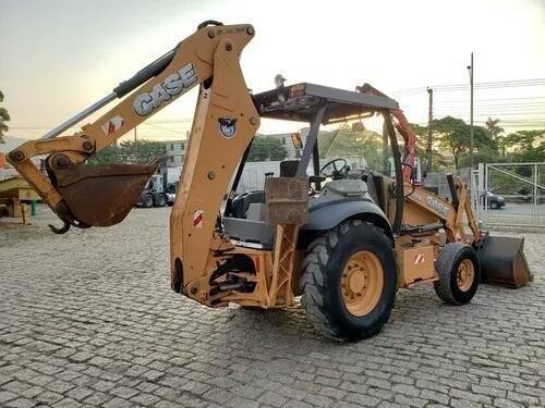 Retro Escavadeira Case 580 N 4x2 Ano 2013 C/ 3.893 Hs - Foto 4