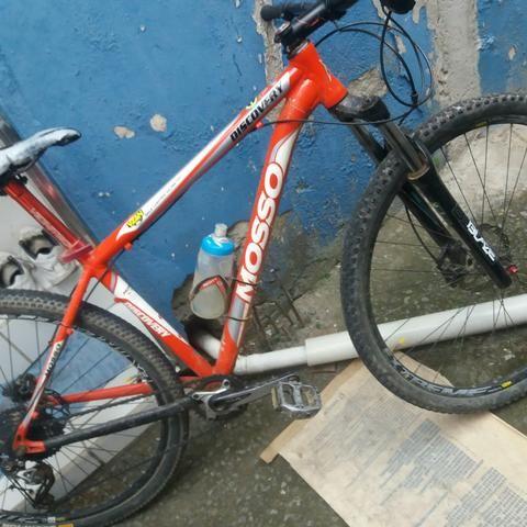 Bike mosso 29. quadro 17 relação 1x11 - Foto 4