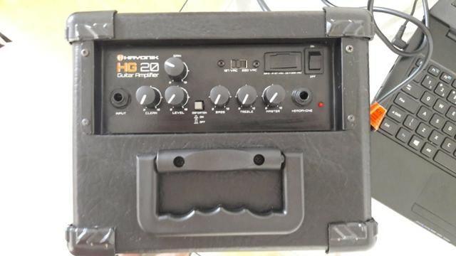 Caixa Amplificada Hayonik HG20
