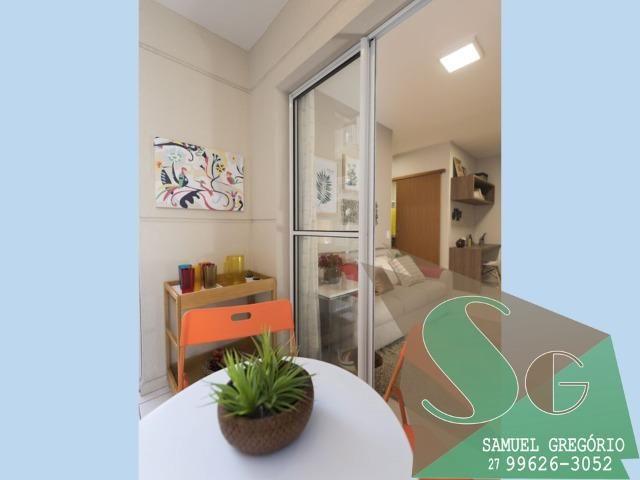 SAM - 72 - Via Sol - 2 quartos - Entrada facilitada - Morada de Laranjeiras - Foto 6