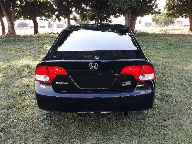 Honda Civic LXS 1.8 Flex Automático 2009/2010 - Foto 6