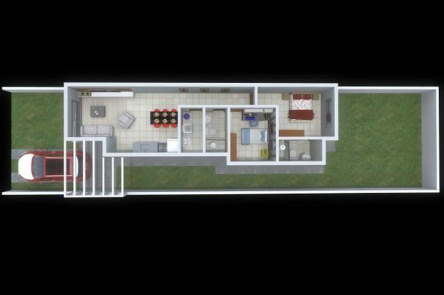 Casa Geminada Barra Velha - Ótimo Padrão - Foto 12