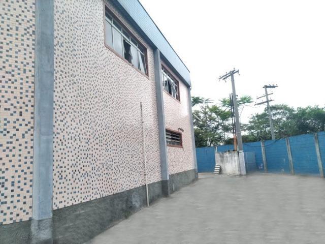 Galpão indurtial em reforma, 2.206 m², ter. 2.976 m², zup 1, Cumbica Guarulhos SP - Foto 8