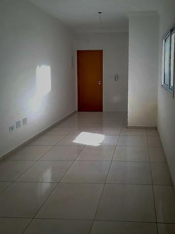 Cobertura na Vila Lutecia com suite, 02 vagas , R$ 1500,000