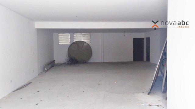 Salão para alugar, 90 m² por R$ 3.000/mês - Vila Guiomar - Santo André/SP - Foto 12