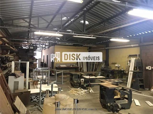 Galpão/depósito/armazém para alugar em Piraporinha, Diadema cod:21712 - Foto 3
