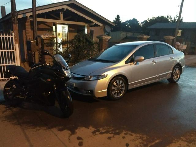Vendo/Troco - Honda/Civic LXL 2011 - Foto 2