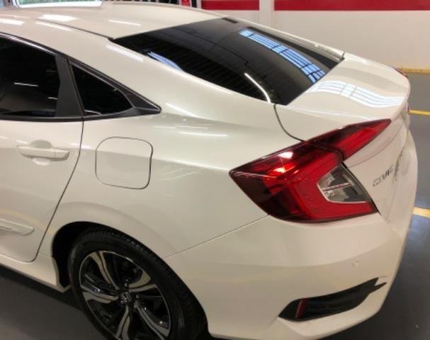Honda civic EXL mpecável branco estelar - Foto 7