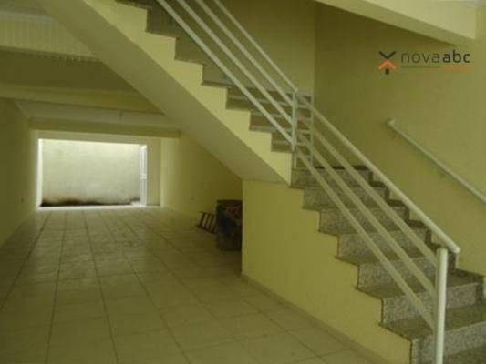 Cobertura com 2 dormitórios para alugar, 48 m² por R$ 1.400/mês - Parque Novo Oratório - S - Foto 3