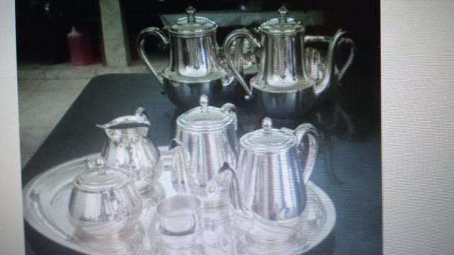 Baixelas de prata - Foto 3