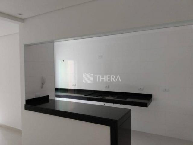 Apartamento com 3 dormitórios à venda, 96 m² por r$ 460.000,00 - campestre - santo andré/s - Foto 7