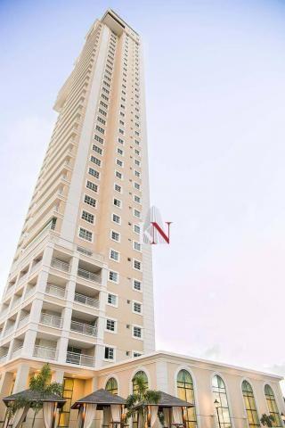 Apartamento com 4 dormitórios à venda, 273 m² por r$ 1.669.586 - altiplano - joão pessoa/p - Foto 13