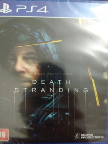 Death Stranding lacrado