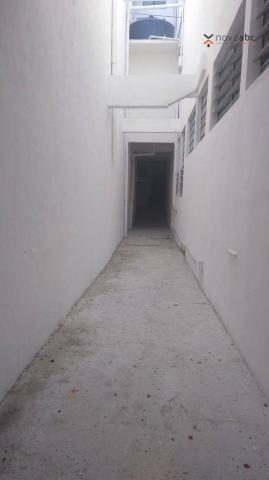 Salão para alugar, 90 m² por R$ 3.000/mês - Vila Guiomar - Santo André/SP - Foto 6