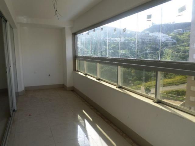 Apartamento excelente 4 quartos todo montado 2 suítes 3 vagas livre e lazer top - Foto 2