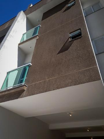 Cobertura na Vila Lutecia com suite, 02 vagas , R$ 1500,000 - Foto 7
