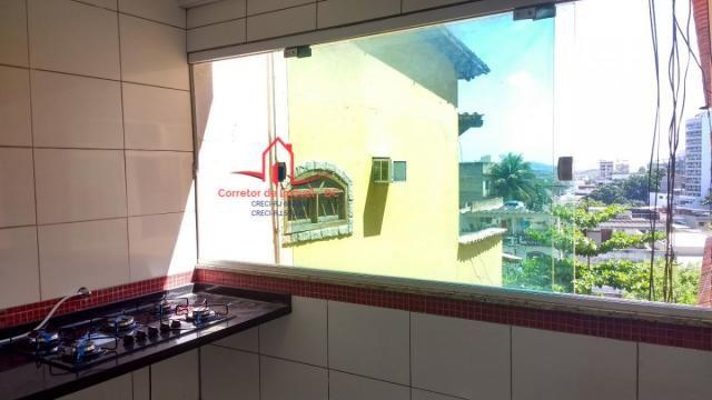 Apartamento à venda com 3 dormitórios em Centro, Duque de caxias cod:026