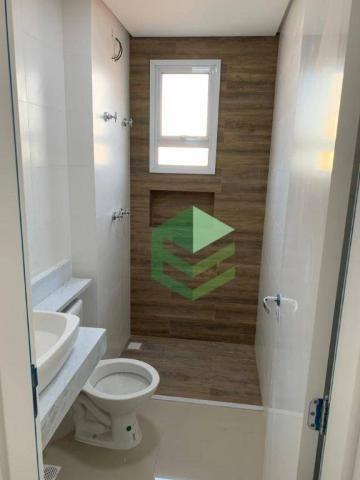 Apartamento com 2 dormitórios à venda, 53 m² por R$ 300.000 - Paulicéia - São Bernardo do  - Foto 4