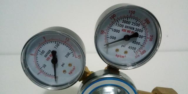 Regulador De Pressão Solda - Foto 2