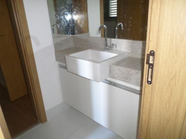 Apartamento excelente 4 quartos todo montado 2 suítes 3 vagas livre e lazer top - Foto 15