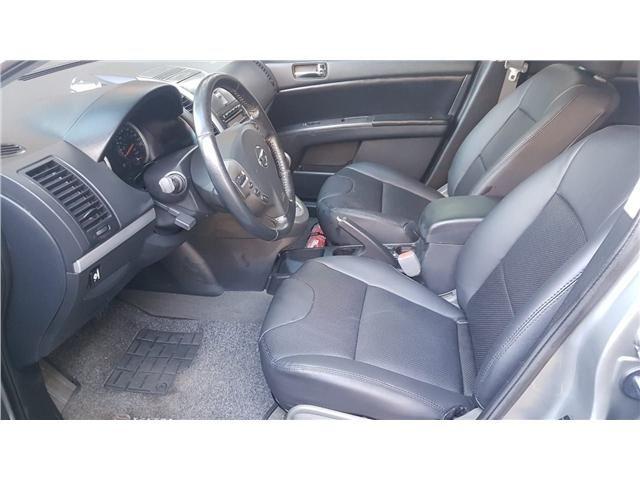Nissan Sentra 2.0 s 16v flex 4p automático - Foto 7