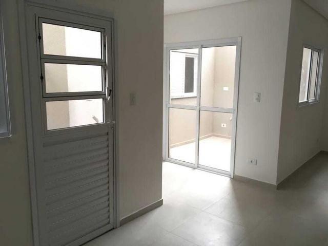 Apartamento à venda com 3 dormitórios em Parque das nações, Santo andré cod:63265 - Foto 8