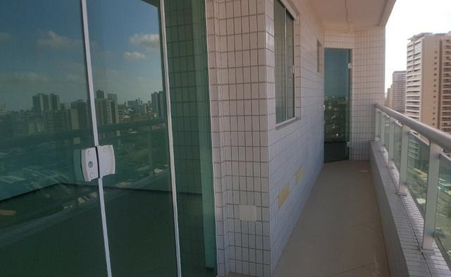 (HN) TR 29861 - Cobertura duplex nova no Bairro de Fátima com 166m² - 4 suítes - 3 vagas - Foto 9