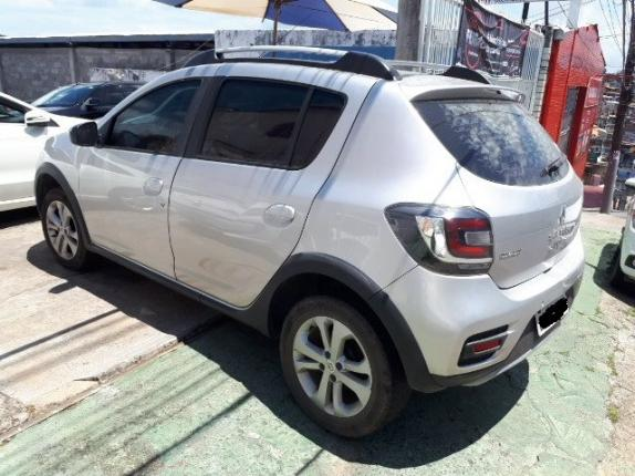 RENAULT SANDERO 2014/2015 1.6 STEPWAY 8V FLEX 4P MANUAL - Foto 3