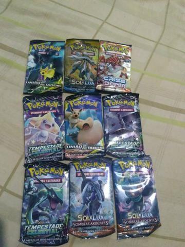 Vendo figurinhas do Pokémon original da copag - Foto 3