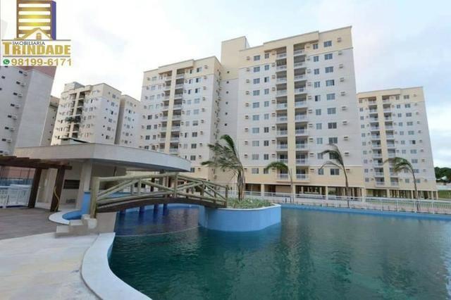 T= Apartamento No Calhau_87m_3 Quartos+ 2 Vagas - Foto 4