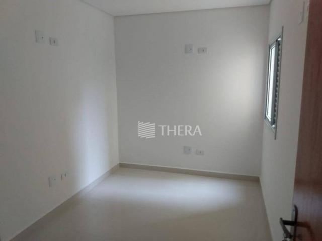 Apartamento com 3 dormitórios à venda, 96 m² por r$ 460.000,00 - campestre - santo andré/s - Foto 18