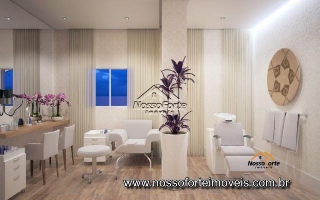 Lançamento Apartamento Alto Padrão no Canto do Forte em Praia Grande - Foto 5