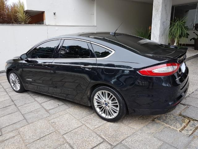 Fusion Hybrid 2015, baixissima quilometragem!!! - Foto 3