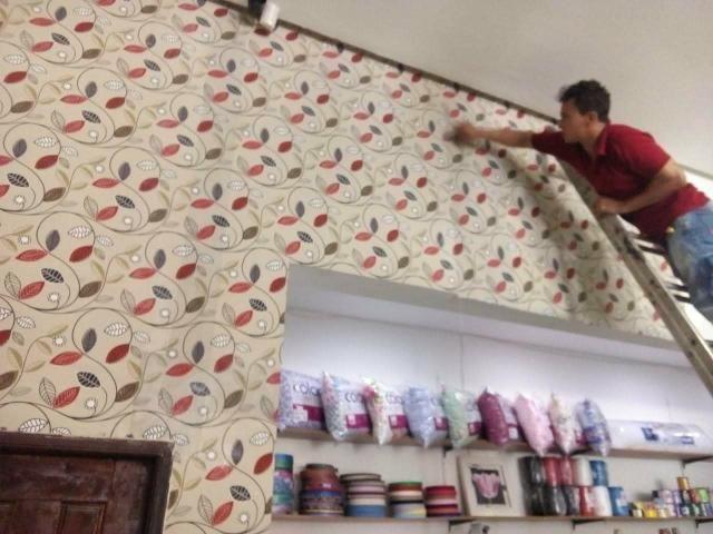 Aplicativo de papel de parede e tecido - Foto 3