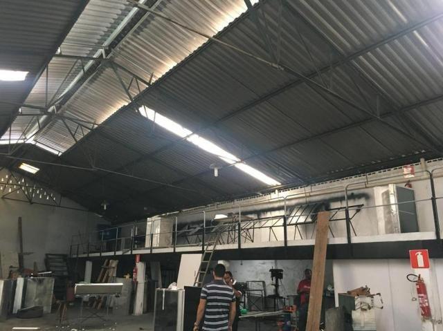 Galpão/depósito/armazém à venda em Caiçaras, Belo horizonte cod:65710 - Foto 4