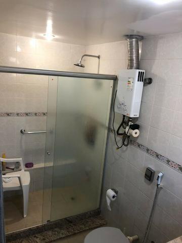 Casa 3 quartos 2 suítes Área externa atrás com mais 3 cômodos - Foto 11