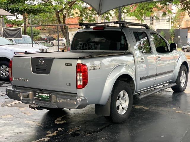 Nissan Frontier LE 2.5 4x4 Diesel Aut 2008/2009 - Foto 6