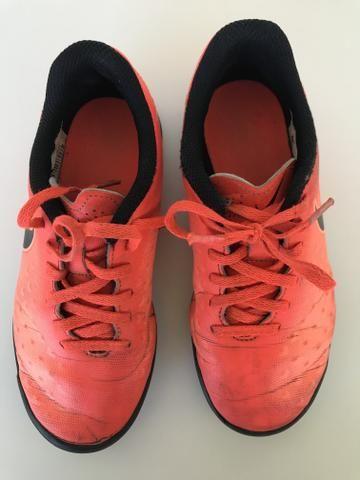 Chuteira Nike infantil - Foto 2