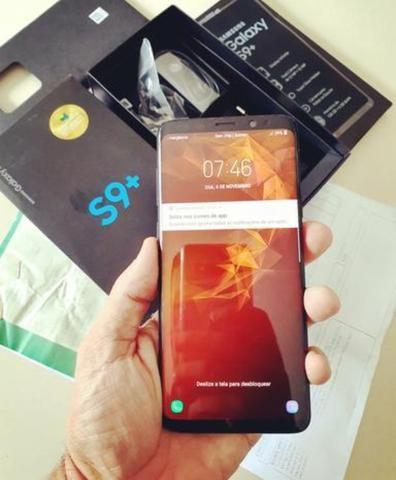 Samsung Galaxy S9 Plus Zerado R$1,700,00