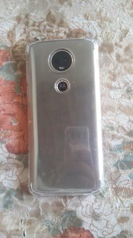 Vende-se celular moto E5 plus 16 HB q ou troca por outro - Foto 3