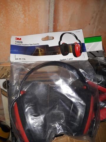 2 protetor auricular 100 cada - Foto 2