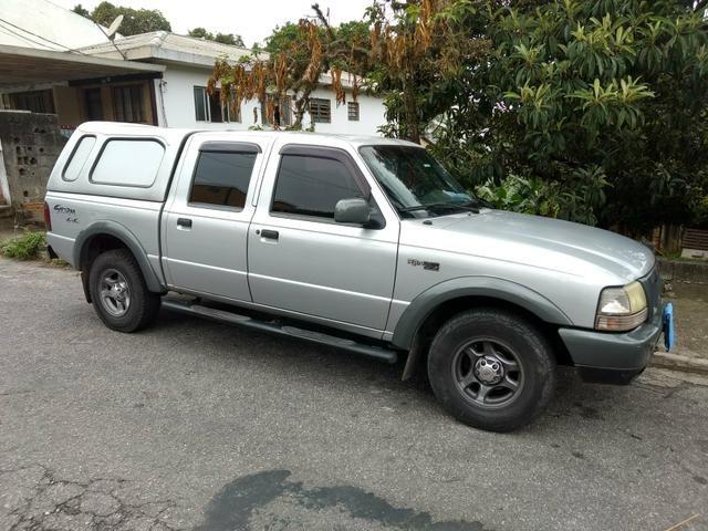 Ranger 4x4 2.8 turbo troco por truck