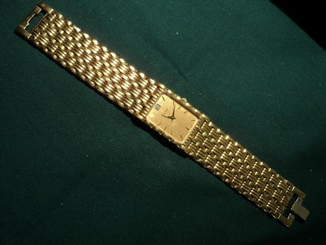 Relógio Bulova; Banhado A Ouro 14k Feminino T5 - Foto 4