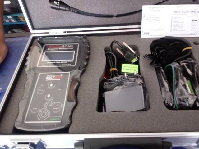 TROCO EM MOTO. Yamaha e Honda scaner