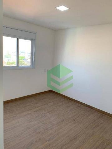 Apartamento com 2 dormitórios à venda, 53 m² por R$ 300.000 - Paulicéia - São Bernardo do  - Foto 2