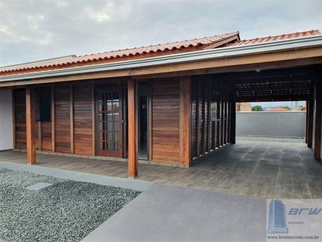 Casa 100m², 2 dormitórios em Araquari