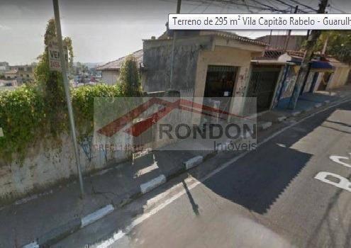 Terreno à venda em Vila capitao rabelo, Guarulhos cod:TE0102 - Foto 3