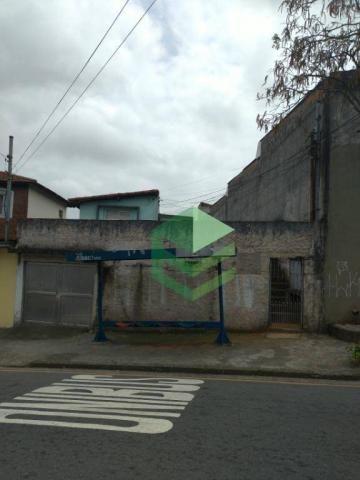 Terreno à venda, 345 m² por R$ 500.000 - Jardim Calux - São Bernardo do Campo/SP